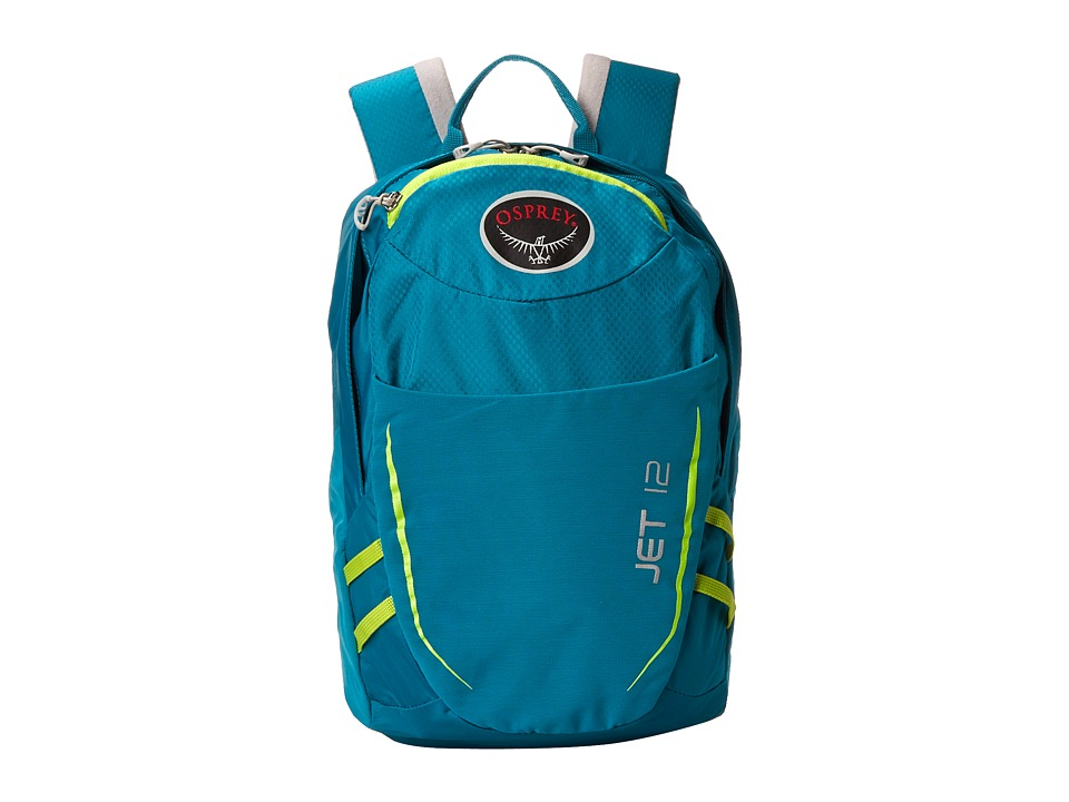 Osprey Jet 12 Real Teal Day Pack Bags