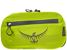 Osprey Ultralight Zip Organizer (Electric Lime)