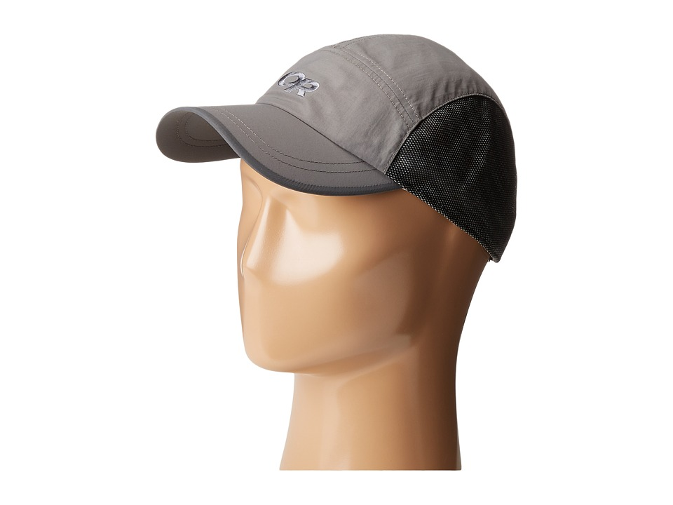 Outdoor Research - Swift Cap (Pewter/Dark Grey) Baseball Caps