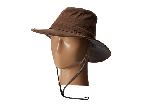 Outdoor Research Olympia Rain Hat - Earth