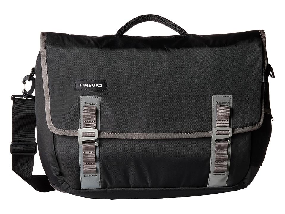 Timbuk2 - Command Messenger - Large (Black/Gunmetal) Messenger Bags