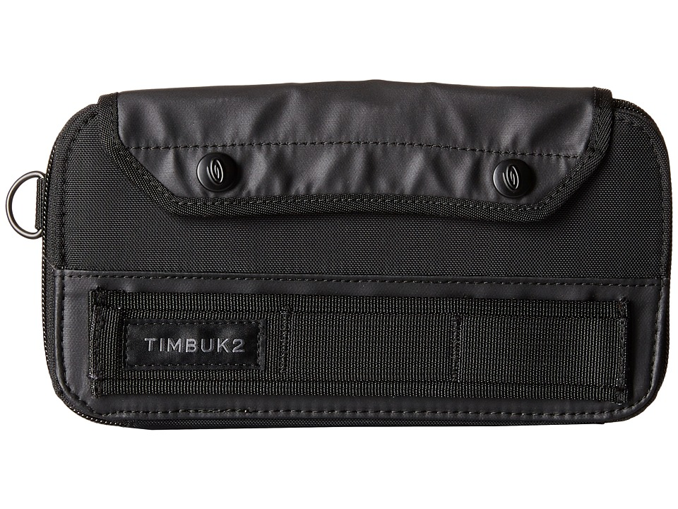 Timbuk2 Aero Wallet Black Wallet Handbags