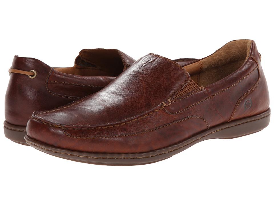 Born Paine (Brown Full-Grain Leather) Men