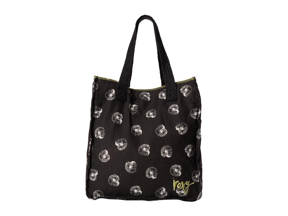Roxy - Rocksteady (True Black) Tote Handbags