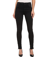 Hudson - Shade High Waist Ankle w/ Zips in Rendezvous