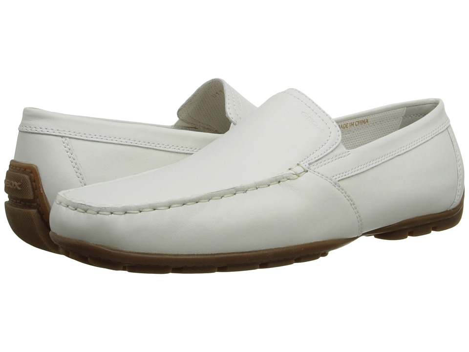 Geox - U Monet 18 (White) Men