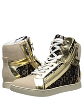 Just Cavalli - Printed High-Top Sneakers