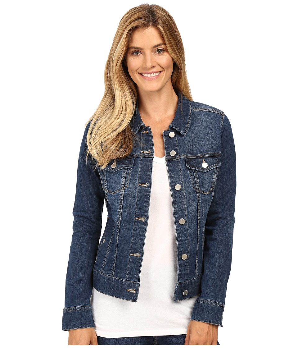 Liverpool - Denim Jacket (Dark Americana) Womens Coat