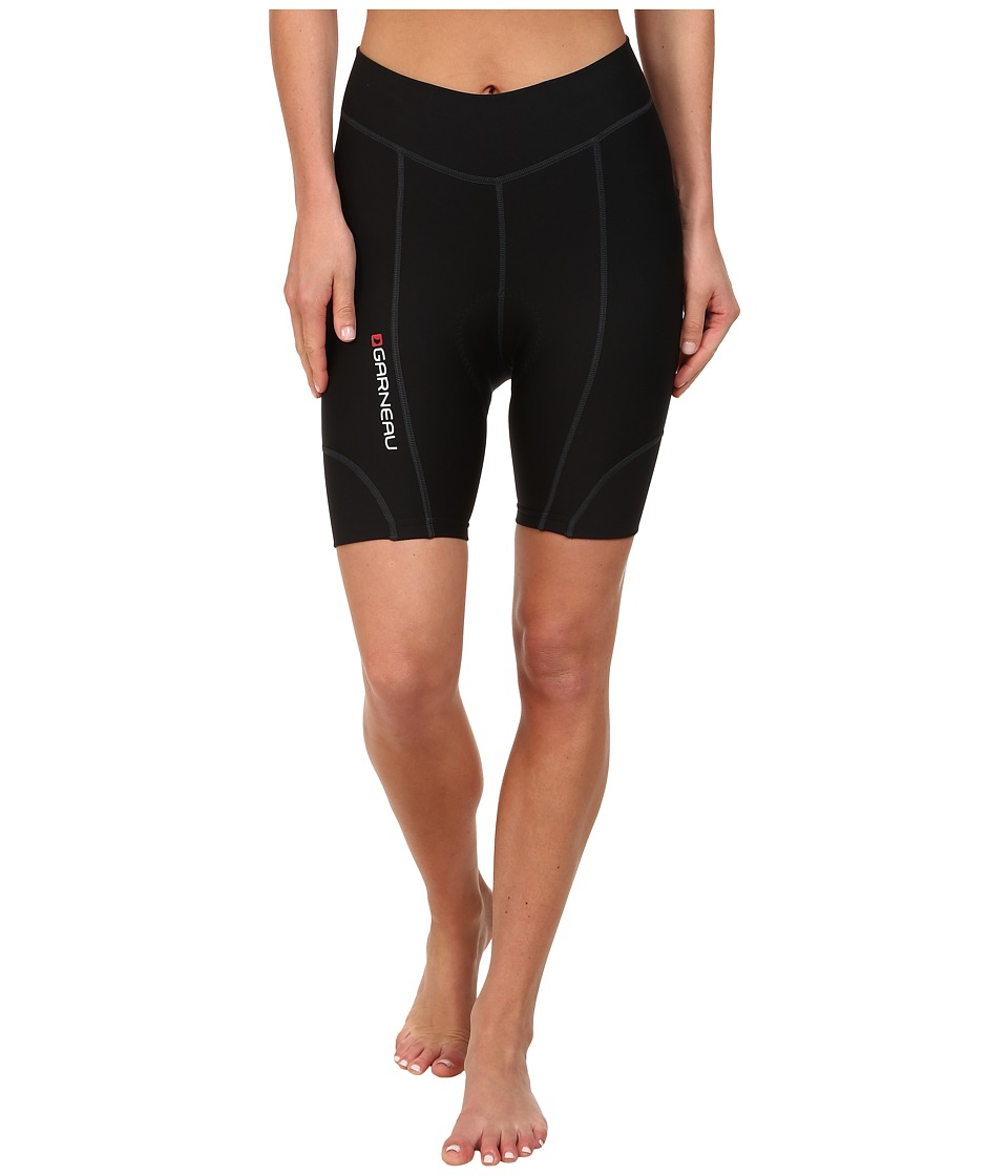 Louis Garneau - Fit Sensor 7.5 Cycling Shorts (Black) Womens Workout