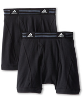 adidas Kids - Athletic Comfort 2-Pack Boxer Brief (Big Kids)