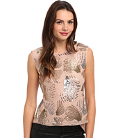 BCBGMAXAZRIA - Savanah Sequin Top