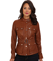LAUREN by Ralph Lauren - Monza Leather Jacket