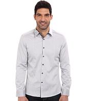Kenneth Cole Sportswear - L/S Slim Seamed Shirt