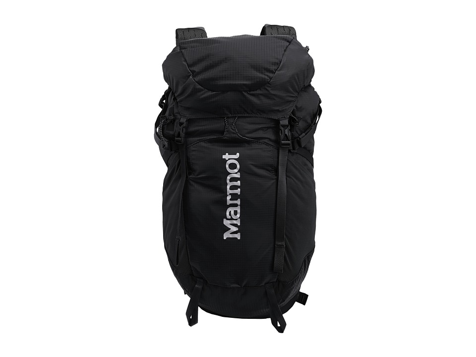 Marmot - Ultra Kompressor (Black 1) Day Pack Bags