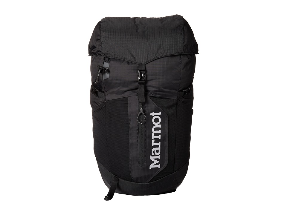Marmot - Kompressor Plus (Black 1) Day Pack Bags