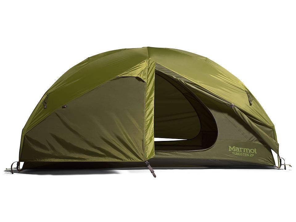 Marmot Tungsten 2P Green Shadow/Moss Outdoor Sports Equipment