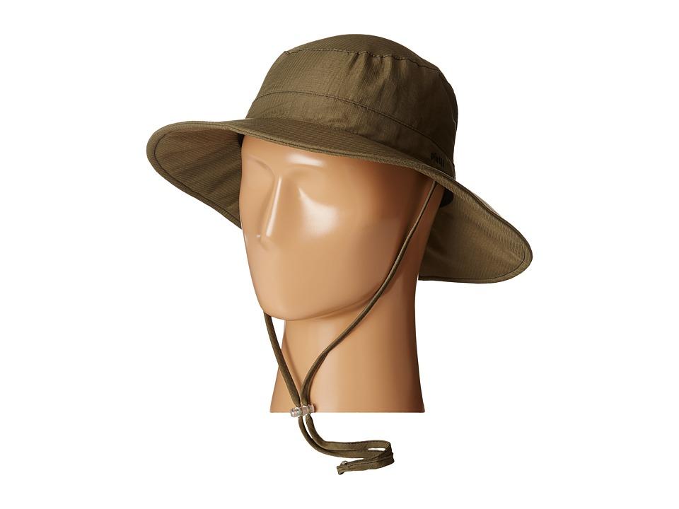 PISTIL Olin Sun Hat (Olive) Caps