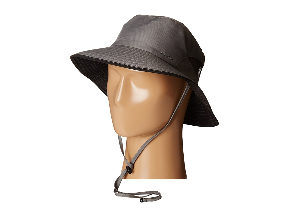PISTIL Shoreline Sun Hat (Gray) Caps