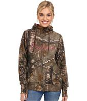 Carhartt - Clarksburg Camo Zip Front Sweatshirt