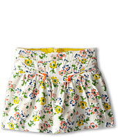 Stella McCartney Kids - Logna Floral Skirt w/ Zippers On Front (Toddler/Little Kids/Big Kids)