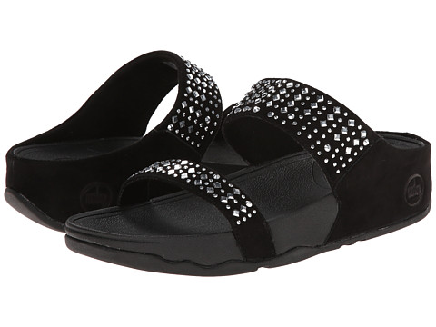 FitFlop Novy Slide - Black