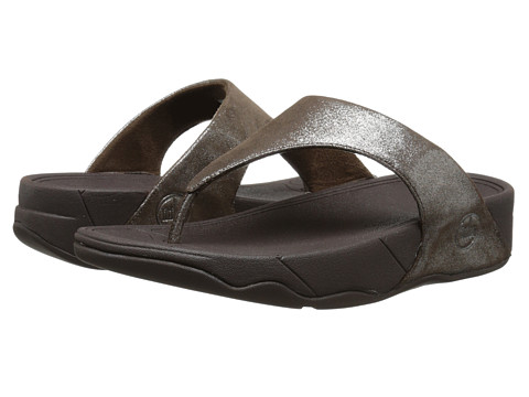 FitFlop Lulu Shimmersuede - Bronze