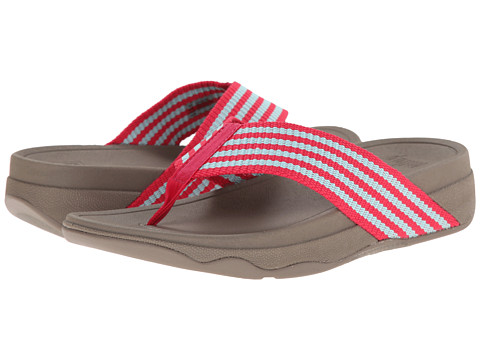 FitFlop Surfa - Raspberry/Clearwater