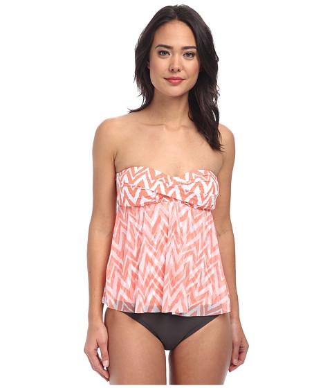 Athena - Sierra Bandini (Coral) Women's Swimwear