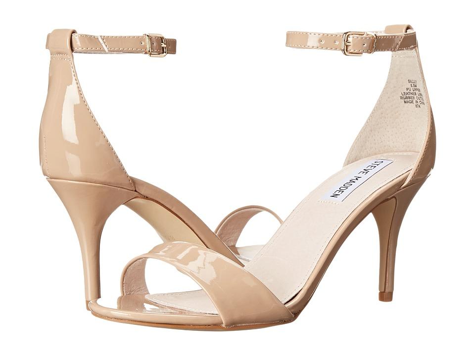 Steve Madden Exclusive - Sillly Sandal (Blush Patent) High Heels