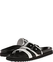 Alexander McQueen - Sandal Pelle S. Gomma