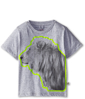 Stella McCartney Kids - Arlo B S/S Lion Graphic Tee (Toddler/Little Kids/Big Kids)