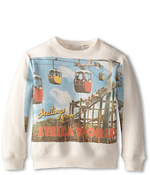 Stella McCartney Kids - Biz Greetings From Stella Crew Neck Sweater (Toddler/Little Kids/Big Kids)