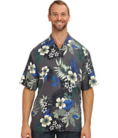 Tommy Bahama Big & Tall - Big & Tall Gaugantic Floral S/S Camp Shirt