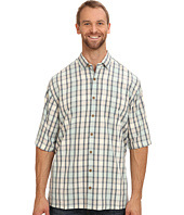 Tommy Bahama Big & Tall - Big & Tall Howard Plaid S/S Camp Shirt