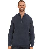 Tommy Bahama Big & Tall - Big & Tall East River Half Zip Sweater