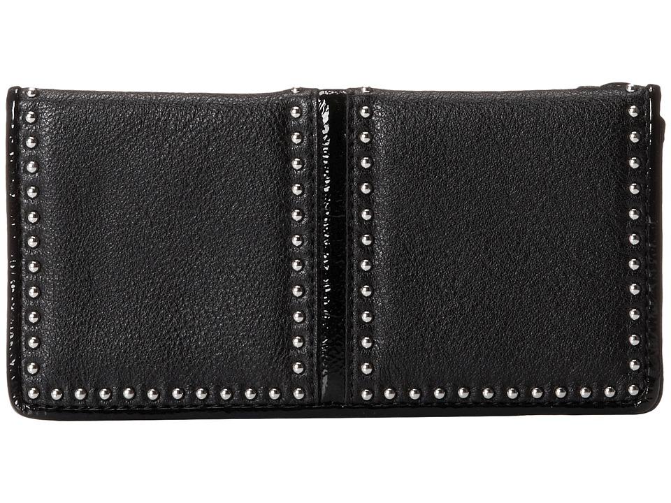Brighton - Pretty Tough Large Wallet (Black) Bi-fold Wallet