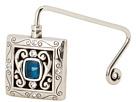 Azure Blue Handbag Hook