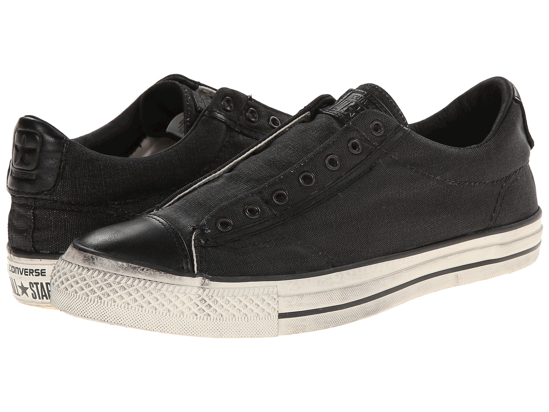 converse by john varvatos slip on