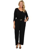 Calvin Klein Plus - Plus Size Batwing Jumpsuit
