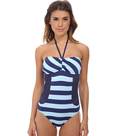 Splendid - Marcel Stripe Rem S/C One Piece