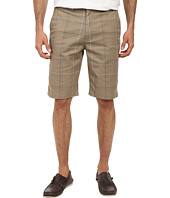 Volcom - Frickin Plaid Stretch Short