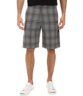Volcom - Frickin Static Plaid Short
