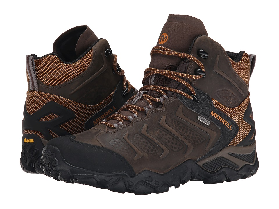 Merrell - Chameleon Shift Mid Waterproof (Bitter Root) Men