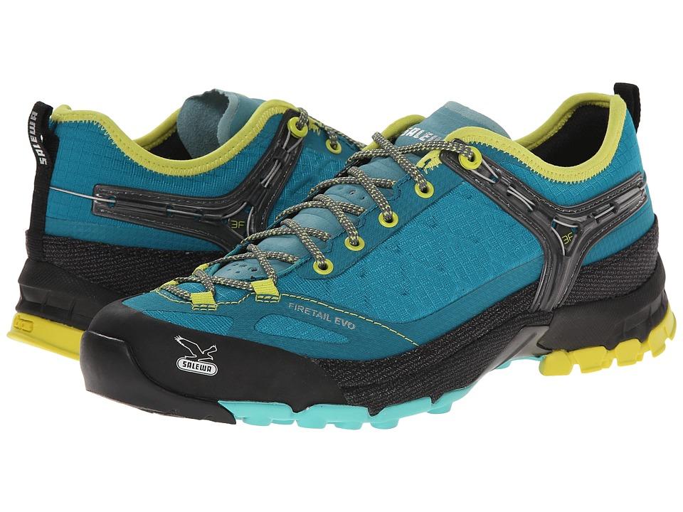 SALEWA Firetail Evo Venom/Citro Womens Shoes