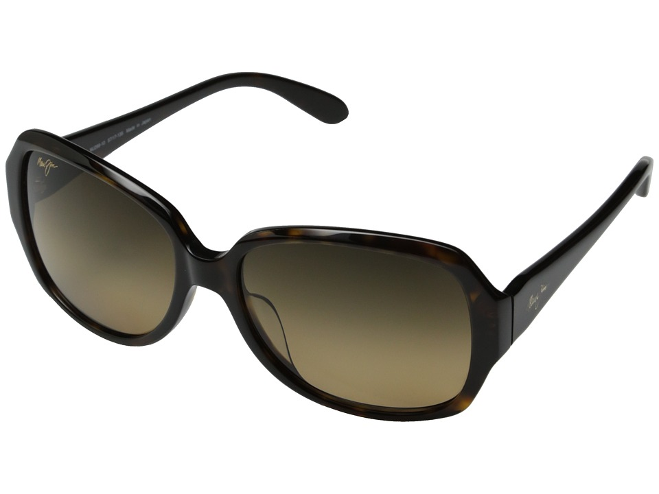 Maui Jim - Kalena (Dark Tortoise/HCL Bronze) Fashion Sunglasses