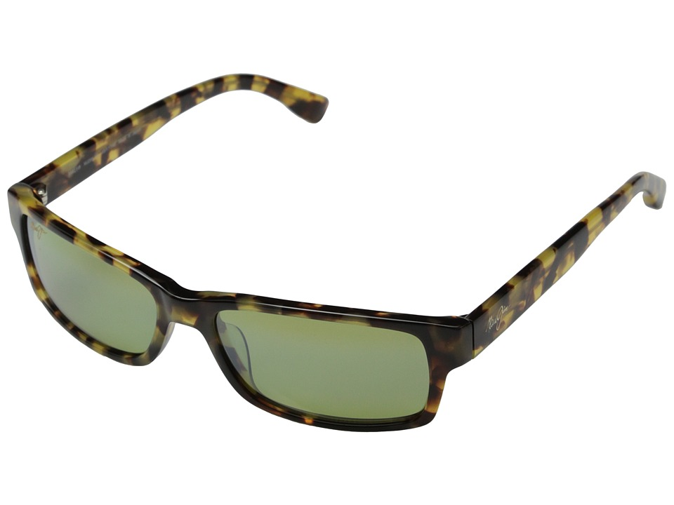 Maui Jim - Hidden Pinnacle (Tokyo Tortoise/Maui HT) Fashion Sunglasses