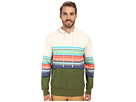 Sperry Top-Sider Sea Breeze Sunrise Stripe Pullover Hoodie