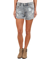 MINKPINK - Slasher Shorts in Blue Wash