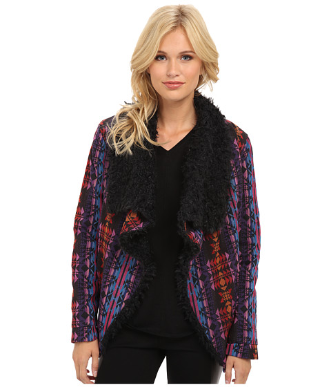 MINKPINK - Mystic Incense Jacket (Multi) - Apparel
