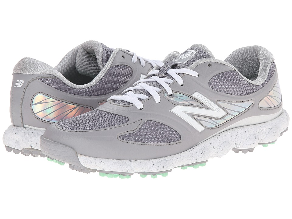 New Balance Golf NBGW1001 Minimus Grey Womens Golf Shoes